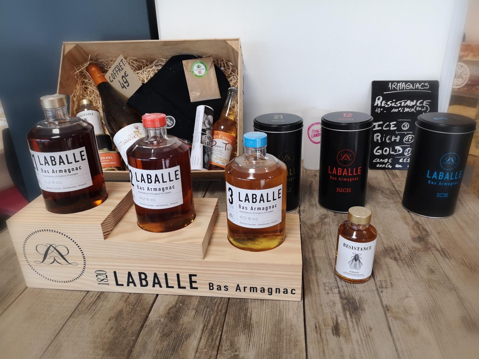 Les Armagnacs Laballe