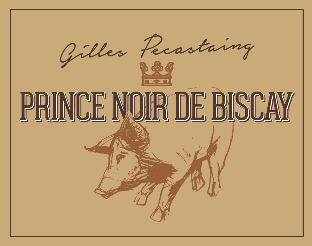 Prince noir de biscay